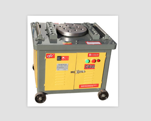 GW40 Discount price rod bending machines for sale