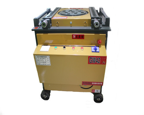 GW42 Automatic bending equipment for bar