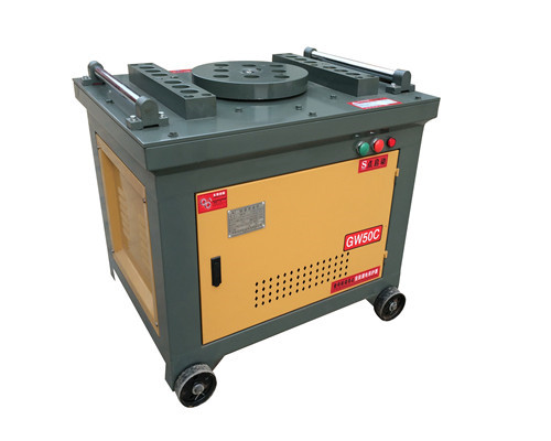 GW50 Manual electric rebar bend machines for sale