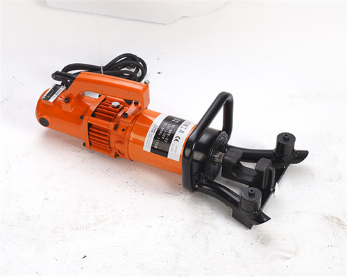 RB25 Electric portable bender machine for rebar