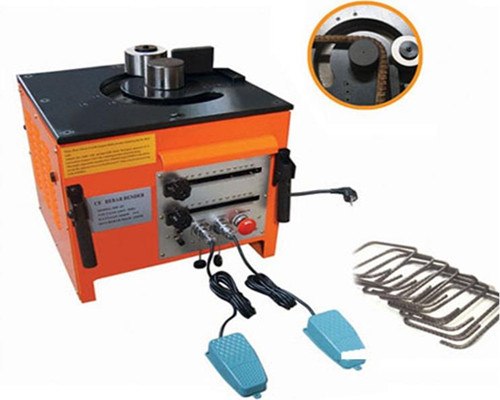 BE-RB25 Portable re bar bender for sale