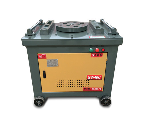 GW40 Manual electric rebar fabrication machine for sale