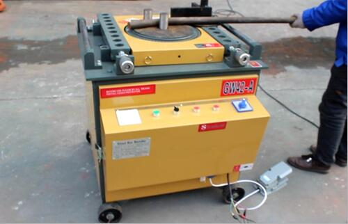 GW42 Automatic steel bar bending machine