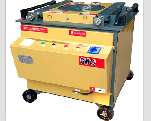 GW42 Automatic bend machine for steel