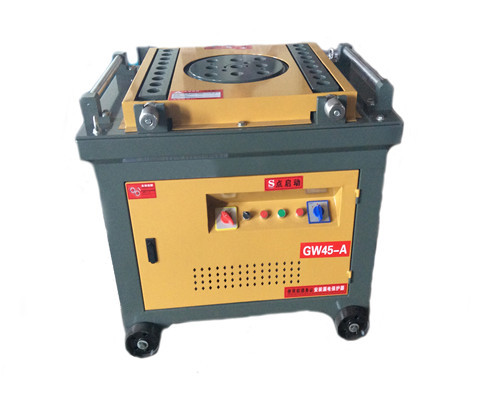 GW45 Automatic bending equipment for construction sites