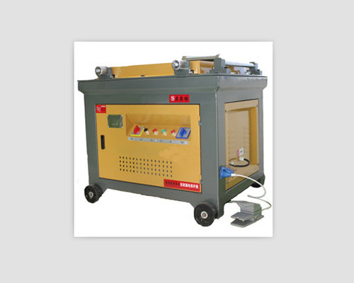 GW45 Automatic electric rebar processing unit for sale