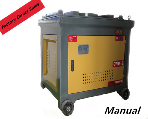GW45 Manual discount bender machine for sale