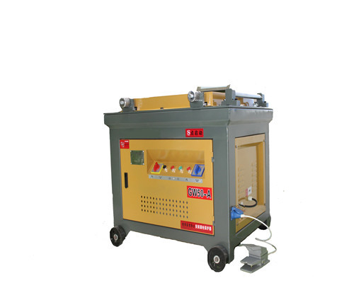 GW50 Automatic steel fabrication machine for sale
