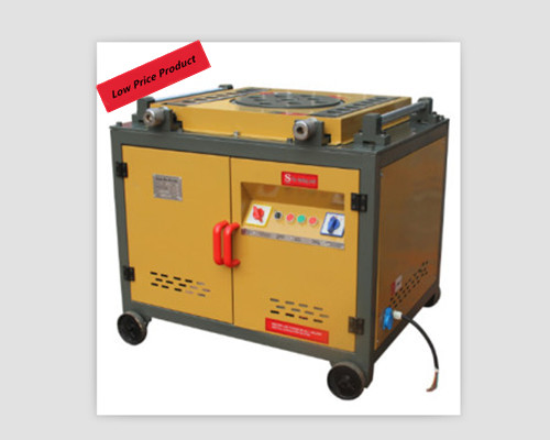 GW50D Automatic bender machinery for rebar