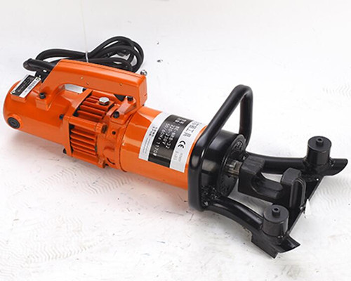 NRB-32 Portable rebar straightener and bender