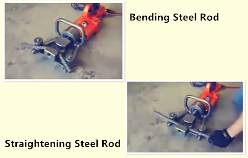 RB25 Portable rod bender&straightener