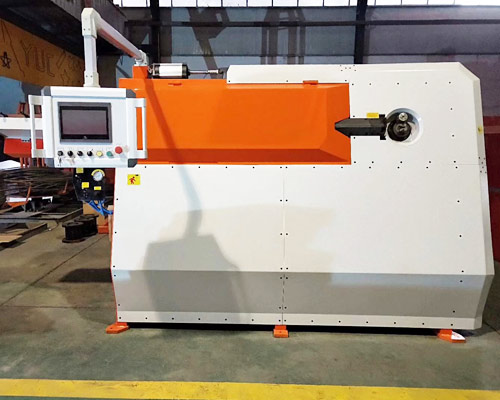 HGTW4-12 CNC Wire Bending Machine For Sale
