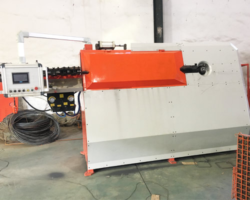HGTW4-12 Wire Bending Machine For Sale