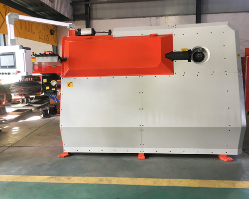 HGTW4-12A CNC Wire Bender For Sale