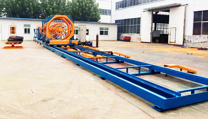 CNC Rebar Cage Making Machine Supplier